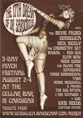 17th Dream of Dr Sardonicus festival poster