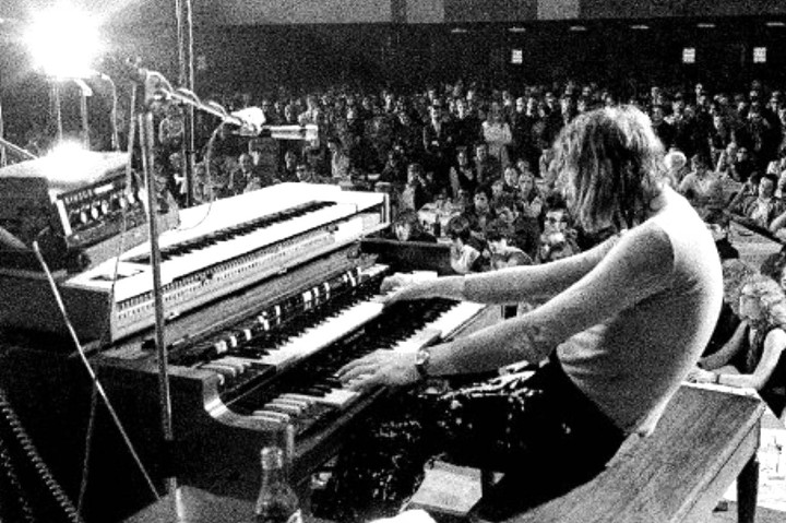 Brian Auger / Oblivion Express / Trinity