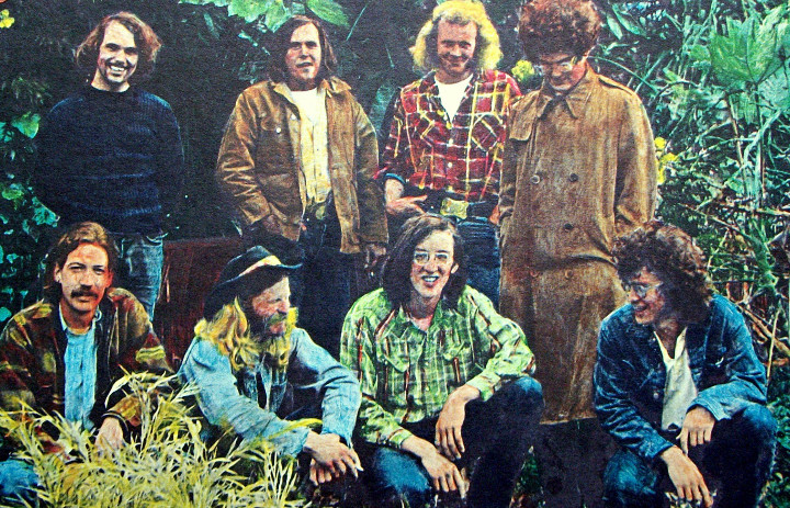 Commander Cody / Lost Planet Airmen