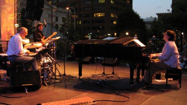 Crimson Jazz Trio