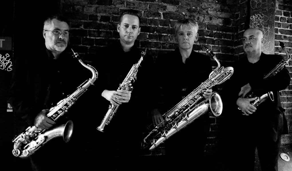Delta Saxophone Quartet