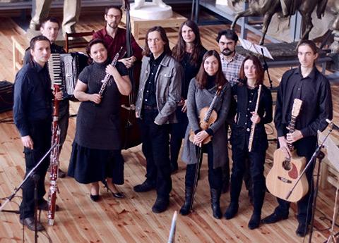 Five-Storey Ensemble