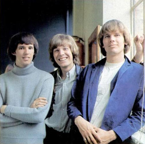 The Walker Brothers in 1965