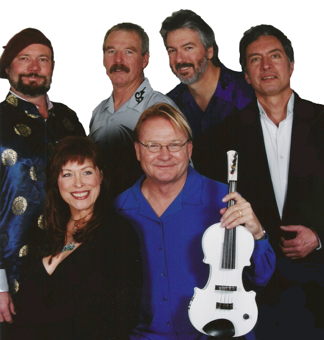 David LaFlamme Band, late 90s