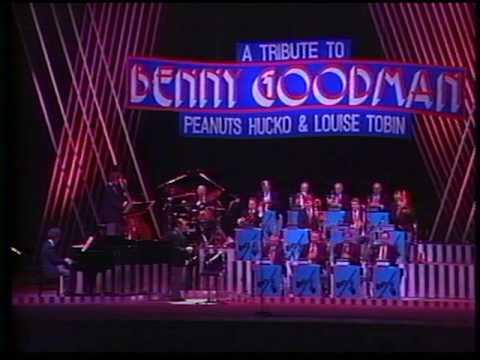 A random Benny Goodman Tribute band