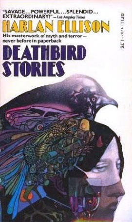 Harlan Ellison's Deathbird Stories cover