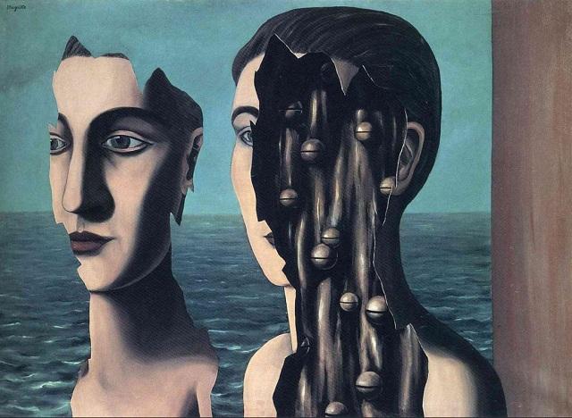 René Magritte's Double Secret