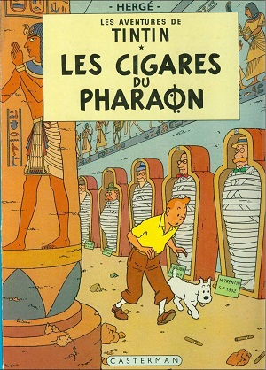 The Cigars of the Pharaoh