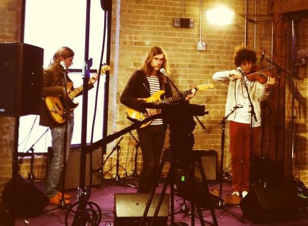 Syd Arthur acoustic