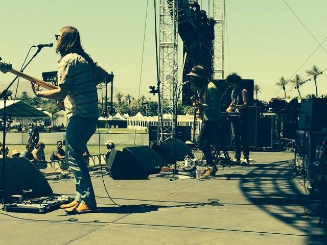 Syd Arthur at Coachella 2014