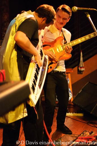Jake Sele and Matt Williams of Spontaneous Rex