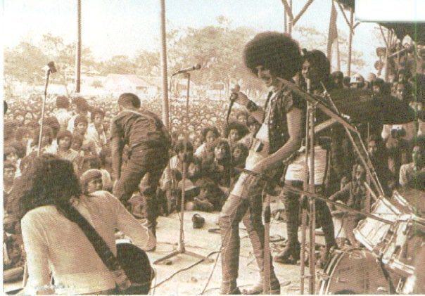 God Bless live in 1975