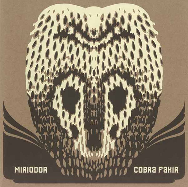 Miriodor - Cobra Fakir LP cover by Rupert Bottenberg