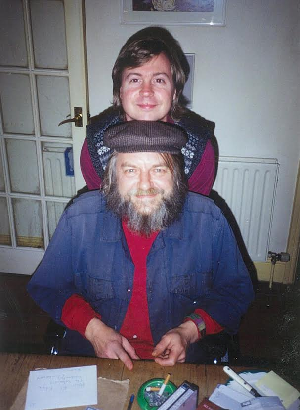 Mike King with Robert Wyatt