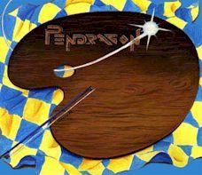 Pendragon Toff Records logo