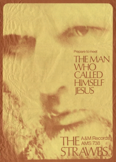 Promotional poster for The Man Who Called Himself Jesus
