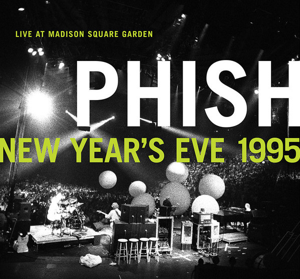 Phish bootleg cover