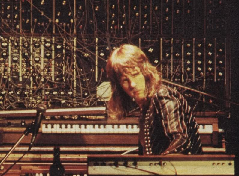 Keith Emerson in concert