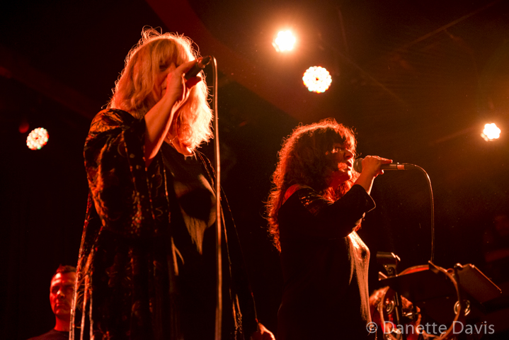 Philippe Bussonnet, Stella Vander, and Isabelle Feuillebois with Magma, Seattle 2016
