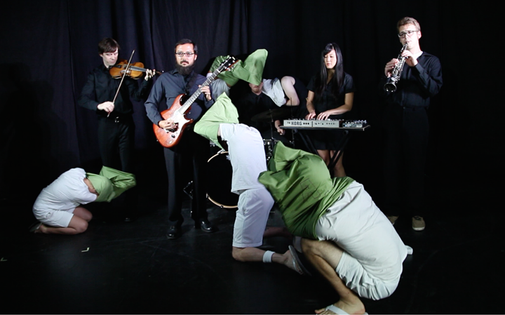 Stop Motion Orchestra