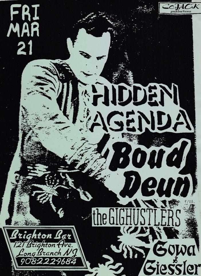 Boud Deun poster