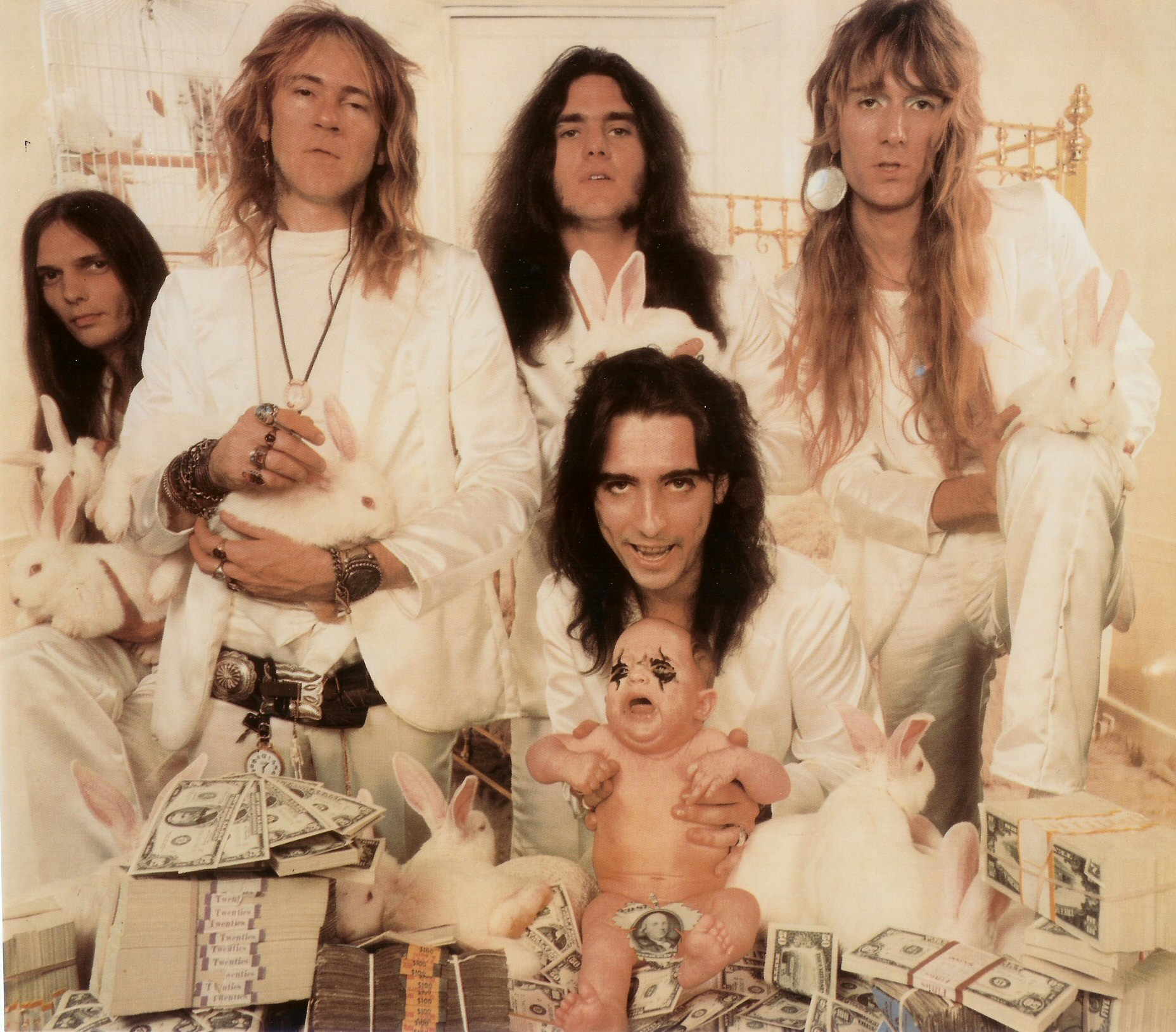Alice Cooper Band promotional photo
