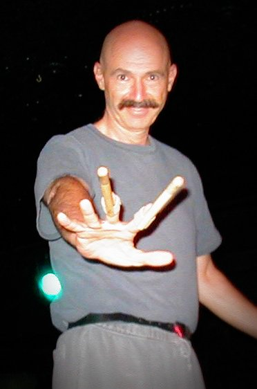 Tony Levin and his Funk Fingers