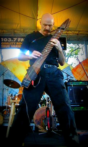 Tony Levin playing Stick