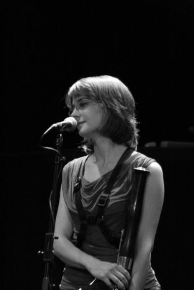 Kate McLoughlin, photo by Carly McLane