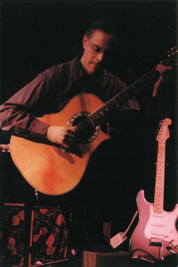 Tony Geballe