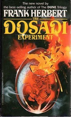 Frank Herbert - The Dosadi Experiment book cover