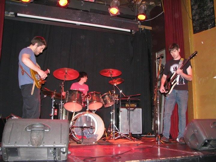 Alex's Hand live