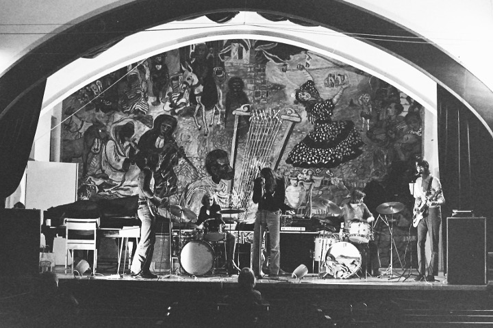 Trettioåriga Kriget original lineup rehearsal 1970