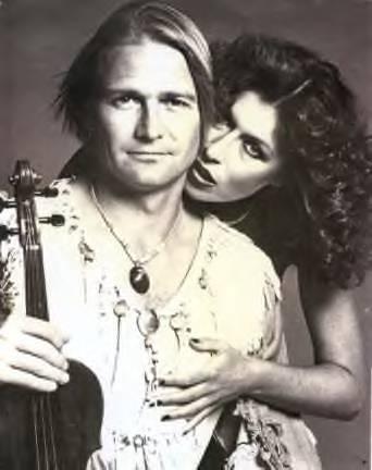 David and Linda LaFlamme, 1980s