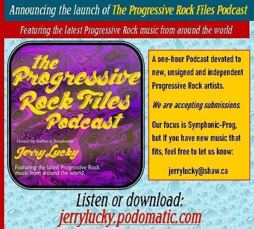 The Progressive Rock Files Podcast