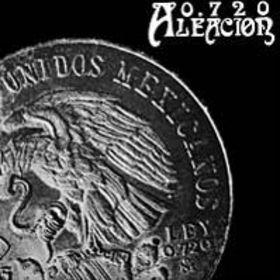 0.720 Aleación (AKA Unidos Mexicanos) Cover art