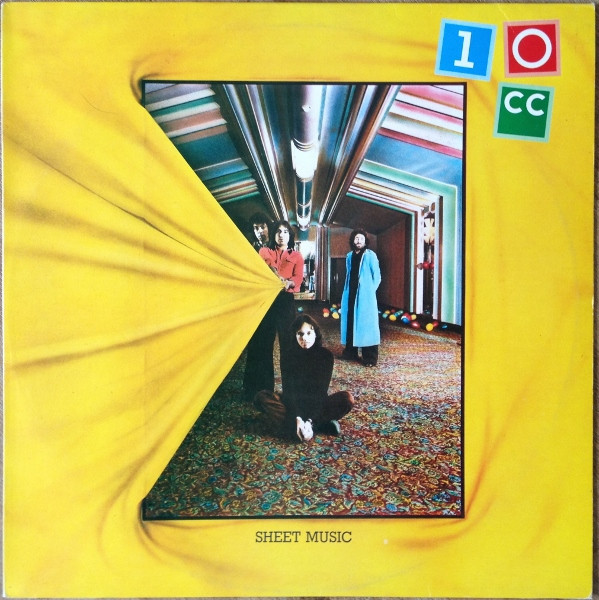 10cc — Sheet Music
