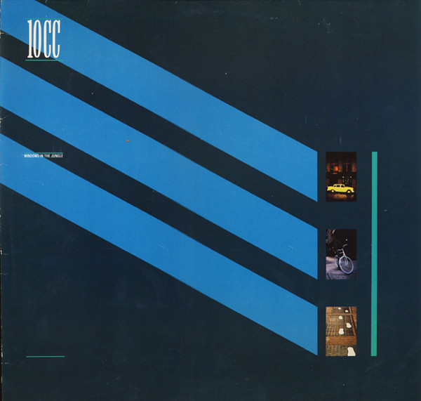 10cc — Windows in the Jungle