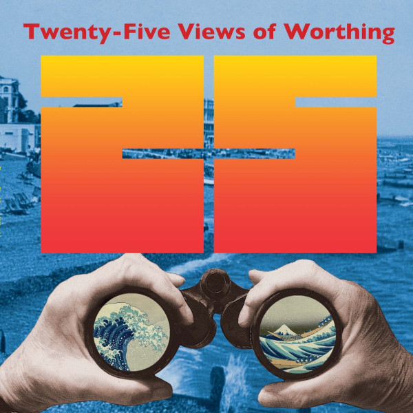 25 Views of Worthing LP cover art