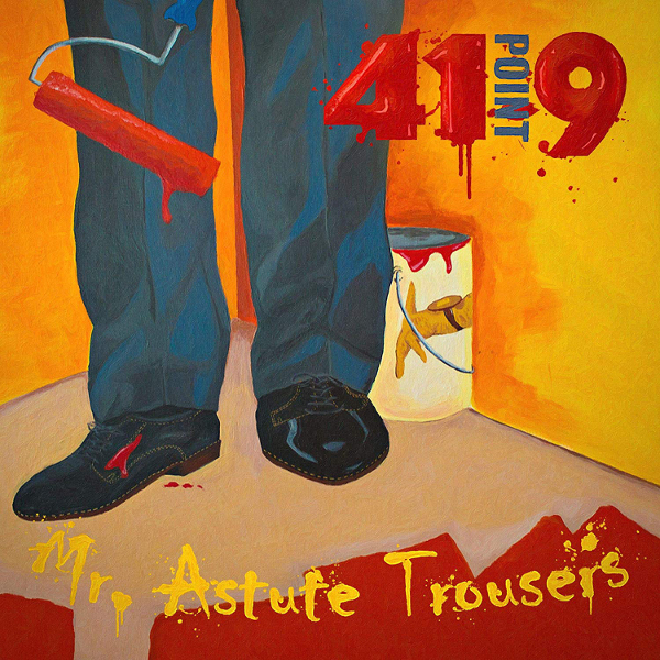 Mr Astute Trousers Cover art