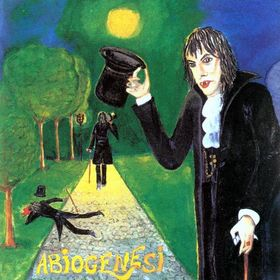 Abiogenesi Cover art