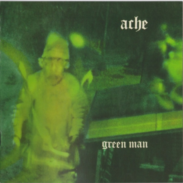Green Man Cover art