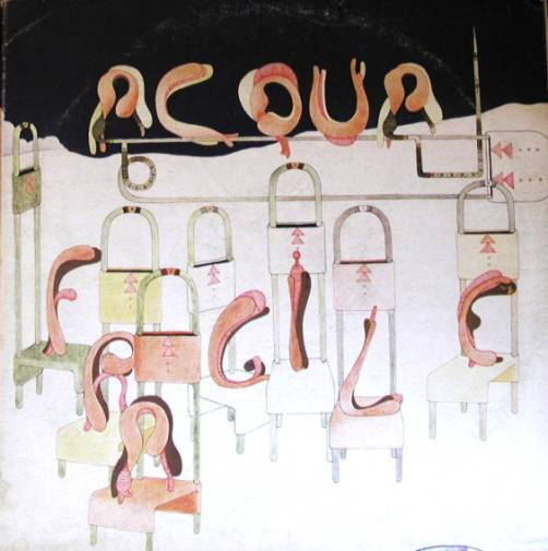 Acqua Fragile Cover art