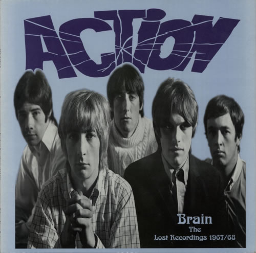 The Action — Brain - Lost Recordings 1968/68