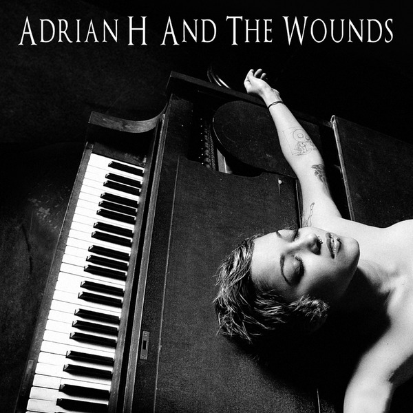 Adrian H and the Wounds (Dog Solitude) Cover art