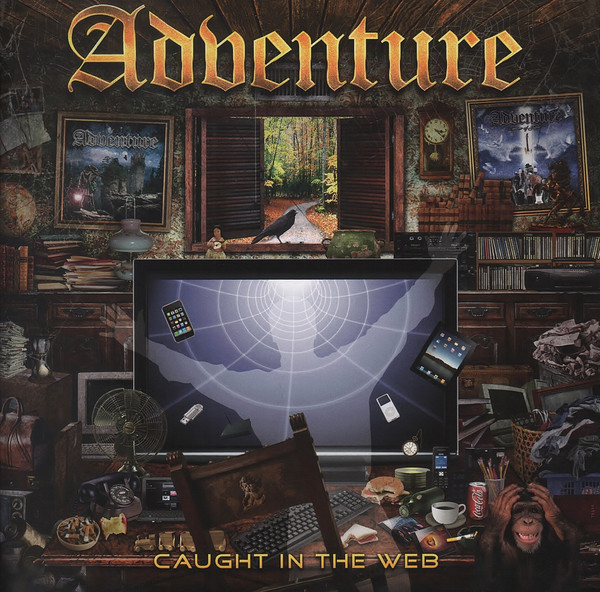 Adventure — Caught in the Web