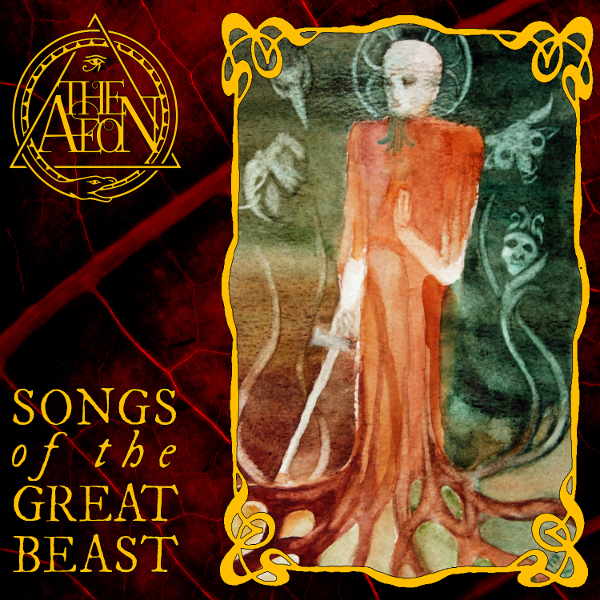 Songs of the Great Beast Cover art