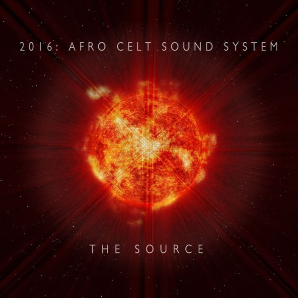 Afro Celt Sound System — The Source