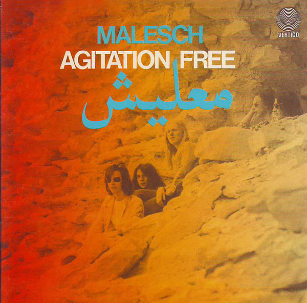 Malesch Cover art