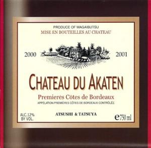 Akaten — Chateau du Akaten